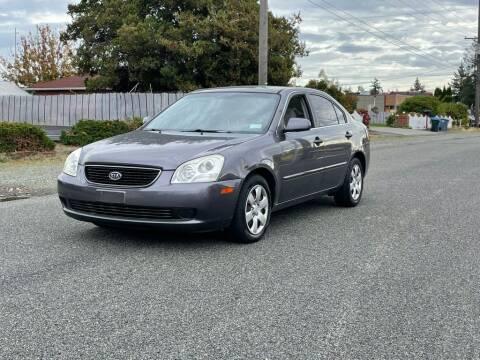 2007 Kia Optima for sale at Baboor Auto Sales in Lakewood WA