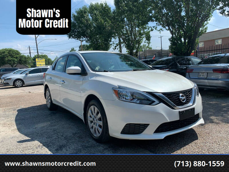 2017 Nissan Sentra for sale in Houston, TX