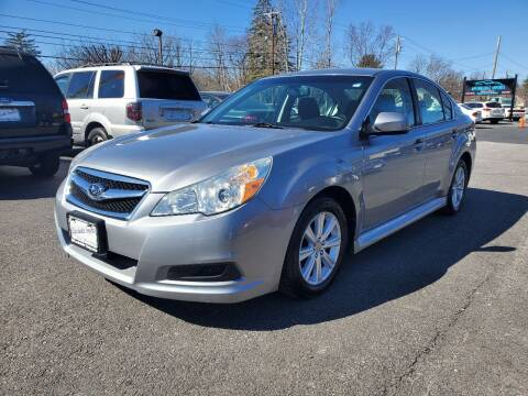 2010 Subaru Legacy for sale at AFFORDABLE IMPORTS in New Hampton NY