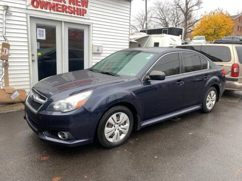 2013 Subaru Legacy for sale at Car VIP Auto Sales in Danbury CT