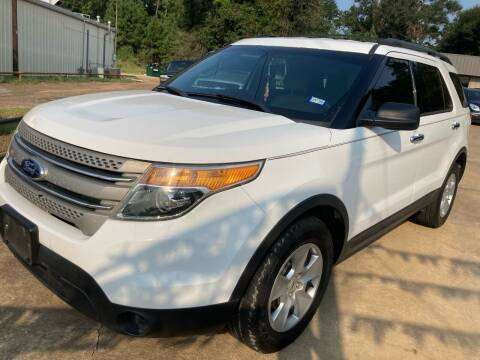 2013 Ford Explorer for sale at Peppard Autoplex in Nacogdoches TX