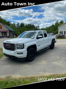 2019 GMC Sierra 1500 Limited for sale at Auto Town Inc in Brentwood NH