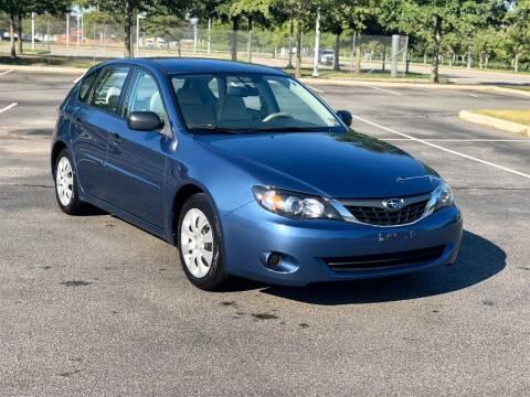 2008 Subaru Impreza for sale at Supreme Auto Sales in Chesapeake VA