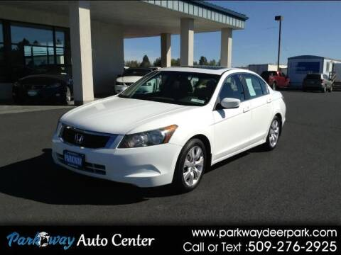 2009 Honda Accord for sale at PARKWAY AUTO CENTER AND RV in Deer Park WA