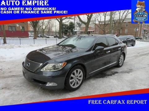 2007 Lexus LS 460 for sale at Auto Empire in Brooklyn NY
