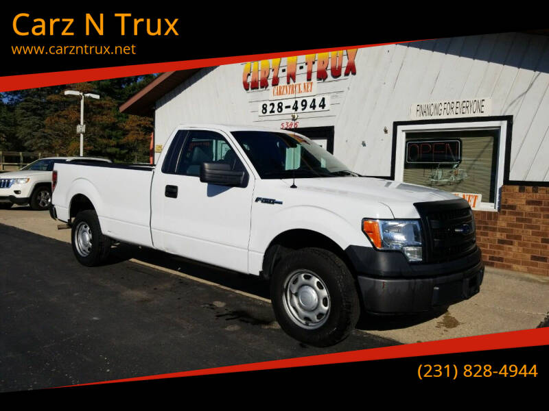 2013 Ford F-150 for sale at Carz N Trux in Twin Lake MI