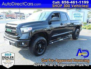2015 Toyota Tundra for sale at Auto Direct Trucks.com in Edgewater Park NJ