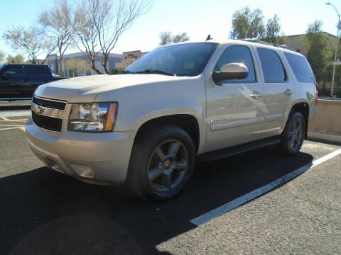 2007 Chevrolet Tahoe for sale at COPPER STATE MOTORSPORTS in Phoenix AZ