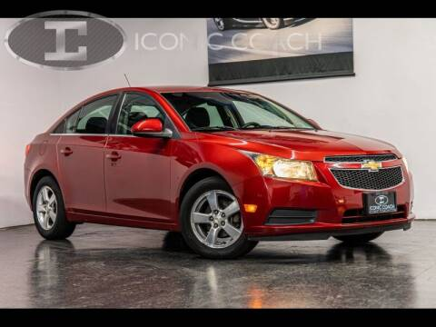 2011 Chevrolet Cruze for sale at Iconic Coach in San Diego CA