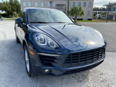 2015 Porsche Macan for sale at Consumer Auto Credit in Tampa FL