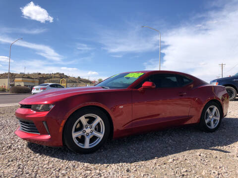2016 Chevrolet Camaro for sale at 1st Quality Motors LLC in Gallup NM