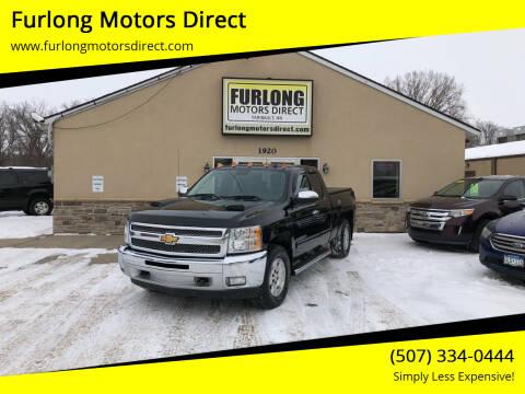 2013 Chevrolet Silverado 1500 for sale at Furlong Motors Direct in Faribault MN