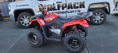 2020 KAYO BULL 200 for sale at WolfPack PowerSports in Moses Lake WA