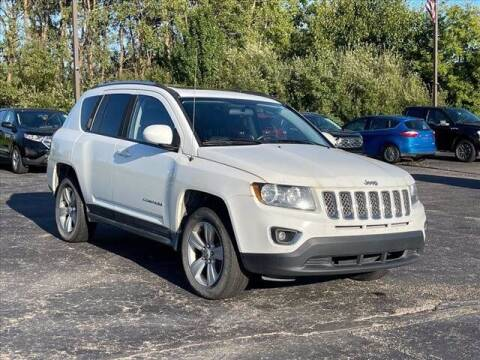 2015 Jeep Compass for sale at Szott Ford in Holly MI