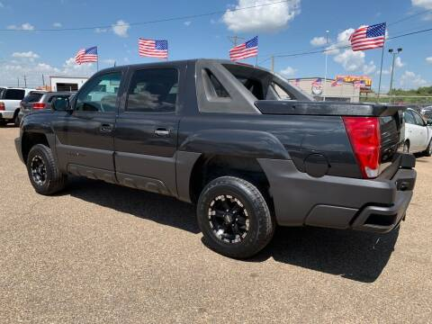 2005 Chevrolet Avalanche for sale at Chaparral Motors in Lubbock TX