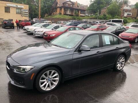 2016 BMW 3 Series for sale at Fellini Auto Sales & Service LLC in Pittsburgh PA