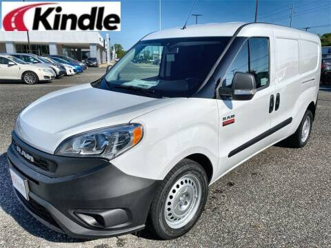 2021 RAM ProMaster City Cargo for sale at Kindle Auto Plaza in Middle Township NJ