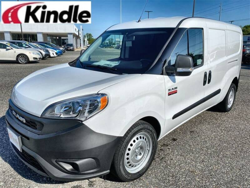 2021 RAM ProMaster City Cargo for sale at Kindle Auto Plaza in Cape May Court House NJ