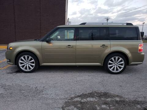 2013 Ford Flex for sale at Savannah Motors in Cahokia IL