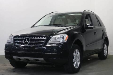 2007 Mercedes-Benz M-Class for sale at Clawson Auto Sales in Clawson MI