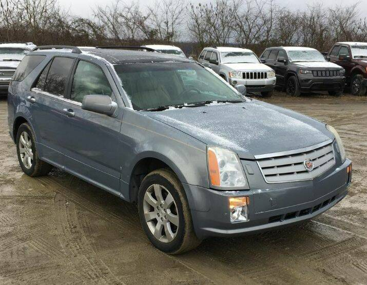 2007 Cadillac SRX for sale at The Bengal Auto Sales LLC in Hamtramck MI