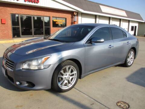 2011 Nissan Maxima for sale at Eden's Auto Sales in Valley Center KS