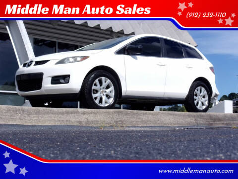 2007 Mazda CX-7 for sale at Middle Man Auto Sales in Savannah GA