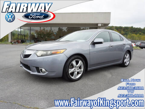 2011 Acura TSX for sale at Fairway Volkswagen in Kingsport TN