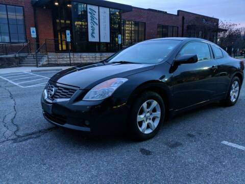 2008 Nissan Altima for sale at Auto Wholesalers Of Rockville in Rockville MD
