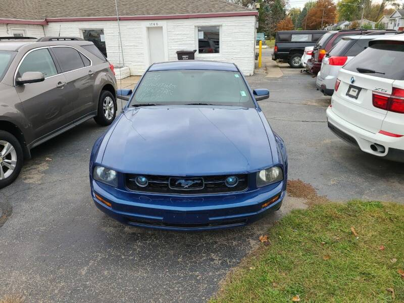 2006 Ford Mustang for sale at All State Auto Sales, INC in Kentwood MI