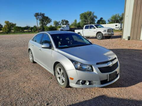 2014 Chevrolet Cruze for sale at Best Car Sales in Rapid City SD