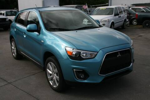 2014 Mitsubishi Outlander Sport for sale at Mike's Trucks & Cars in Port Orange FL