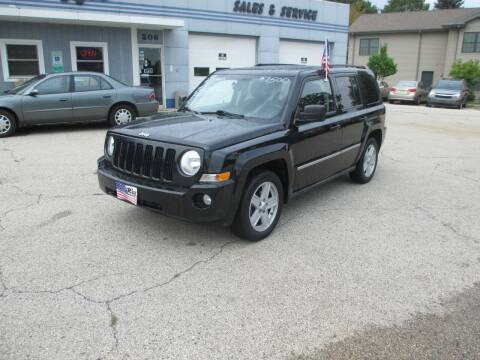 2010 Jeep Patriot for sale at Cars R Us Sales & Service llc in Fond Du Lac WI