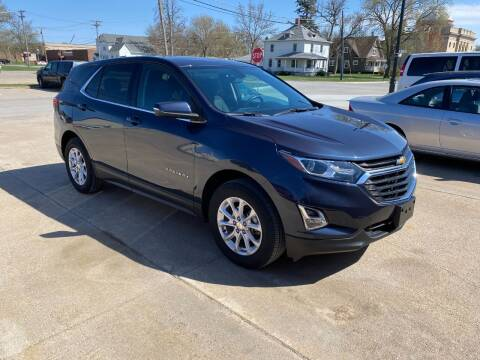 2018 Chevrolet Equinox for sale at Kobza Motors Inc. in David City NE