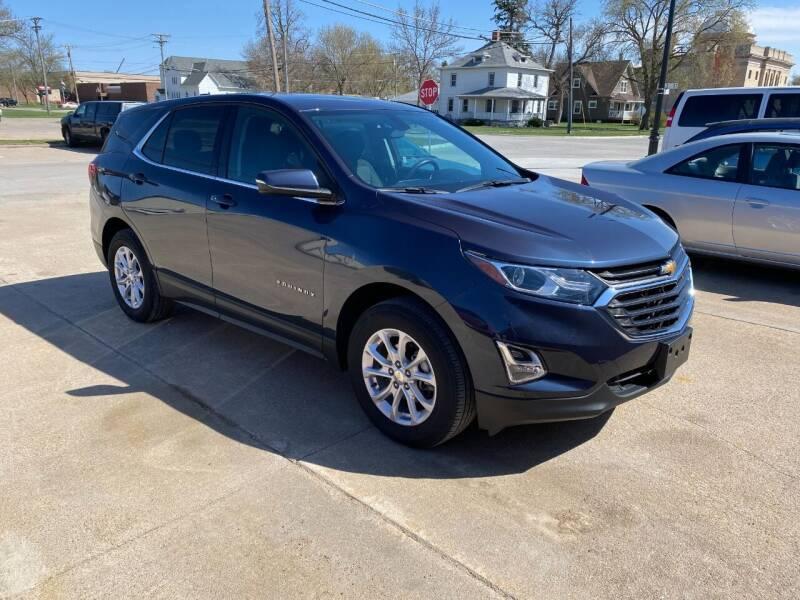 2018 Chevrolet Equinox for sale at Kobza Motors Inc. in David City NE