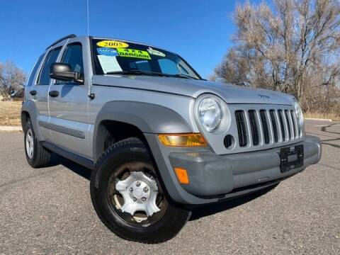 2005 Jeep Liberty for sale at UNITED Automotive in Denver CO