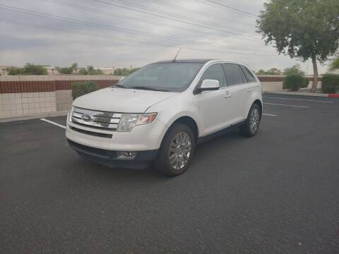 2010 Ford Edge for sale at Sooner Automotive Sales & Service LLC in Peoria AZ