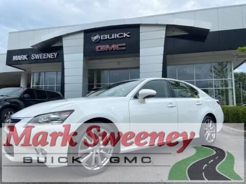 2013 Lexus GS 350 for sale at Mark Sweeney Buick GMC in Cincinnati OH
