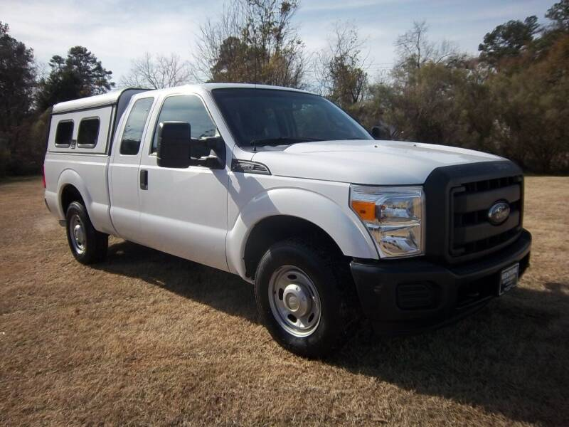 2013 Ford F250 XL Extended Cab for sale at Venture Auto Sales Inc in Augusta GA