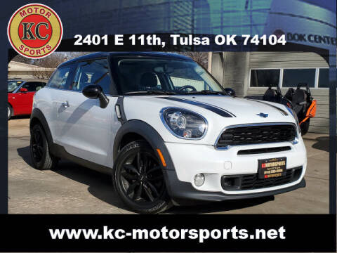 2013 MINI Paceman for sale at KC MOTORSPORTS in Tulsa OK