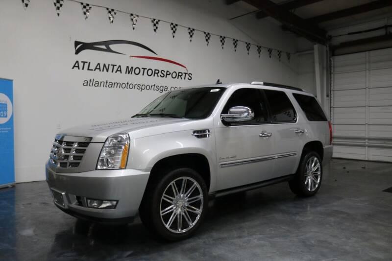 2011 Cadillac Escalade for sale at Atlanta Motorsports in Roswell GA