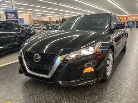 2021 Nissan Altima for sale at Dixie Motors in Fairfield OH