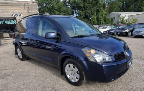 2006 Nissan Quest for sale at Nile Auto in Columbus OH