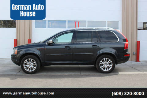 2013 Volvo XC90 for sale at German Auto House in Fitchburg WI