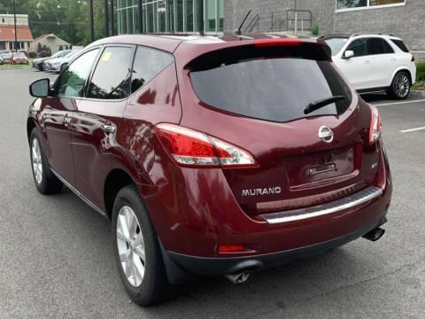 2011 Nissan Murano for sale at Car VIP Auto Sales in Danbury CT