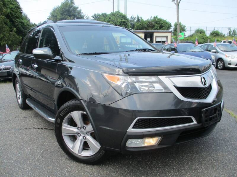2013 Acura MDX for sale at Unlimited Auto Sales Inc. in Mount Sinai NY