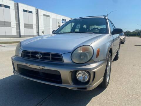 2002 Subaru Impreza for sale at Quality Auto Sales And Service Inc in Westchester IL