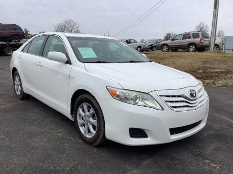 2010 Toyota Camry for sale at Auto Martt, LLC in Harrodsburg KY