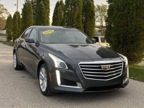 2017 Cadillac CTS for sale at Betten Baker Preowned Center in Twin Lake MI