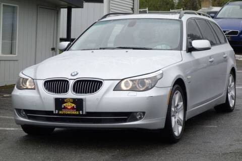 2009 BMW 5 Series for sale at West Coast Auto Works in Edmonds WA